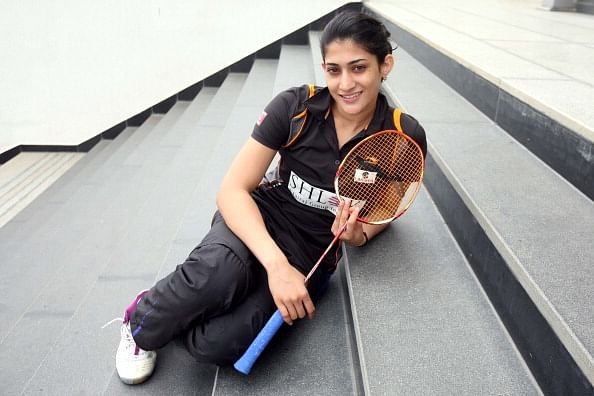 Ashwini Ponnappa (File Photo)