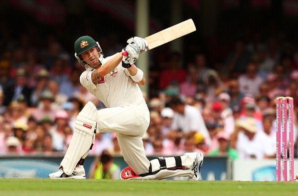 Australia v India - Second Test: Day 3