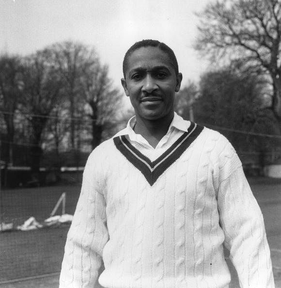 West Indian legend, Frank Worrell was born today.