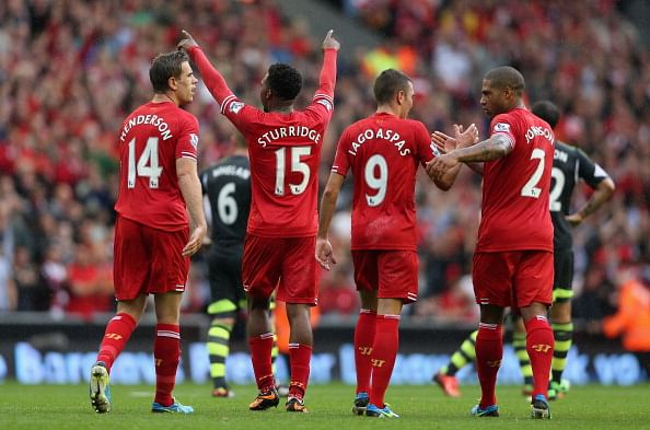 Liverpool on opening day – The critical difference