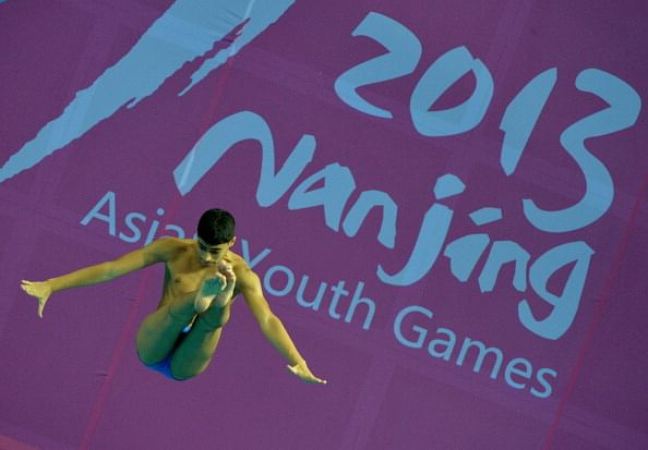 CHN-ASIAN YOUTH GAMES