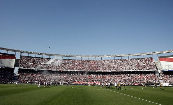 River Plate v Alimirante Brown- Argentine Second Division