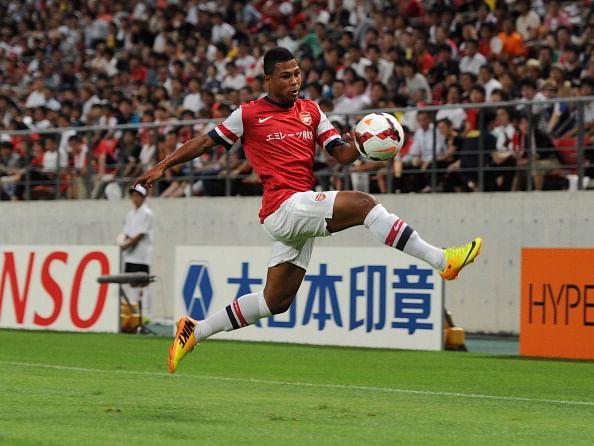 Nagoya Grampus v Arsenal