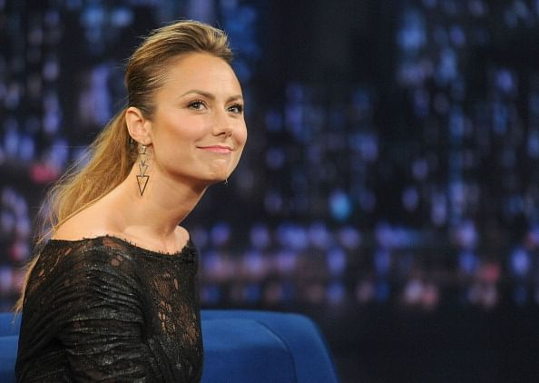 """Jesse And The Rippers & Stacy Keibler Visit """"Late Night With Jimmy Fallon"""""""