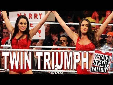 Brie Bella takes on Stephanie McMahon