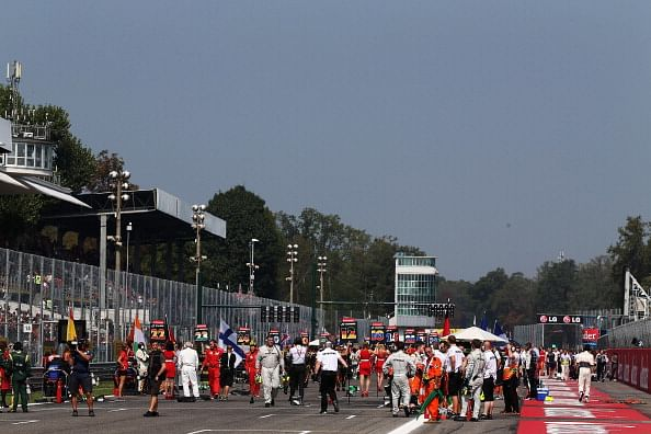 The Monza Circuit has survived the twist of time.