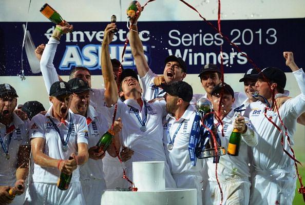 England v Australia: 5th Investec Ashes Test - Day Five