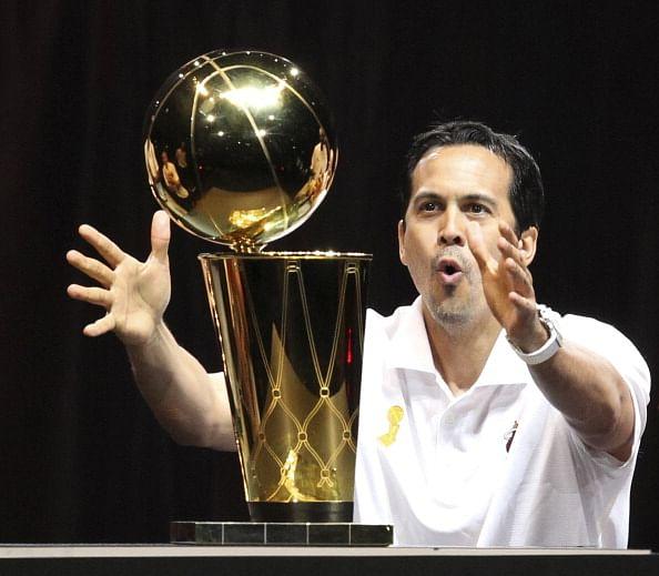 Erik Spoelstra: The man behind Heat's success