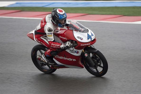 Miguel Oliveira of Portugal, Mahindra Racing
