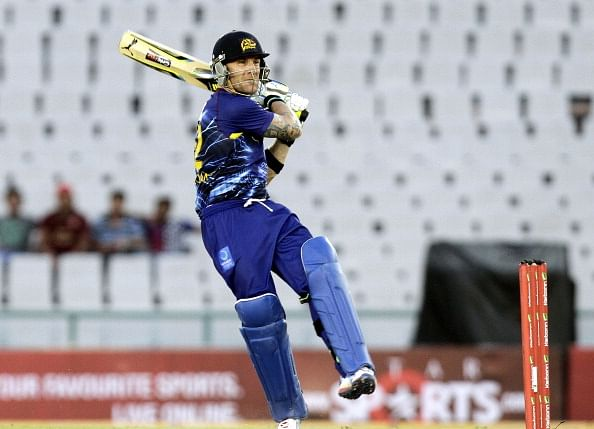 Brendon McCullum played a blinder to take Volts past the Wolves