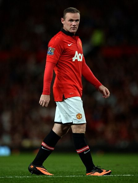 Wayne Rooney will not play in the qualifiers due to injury