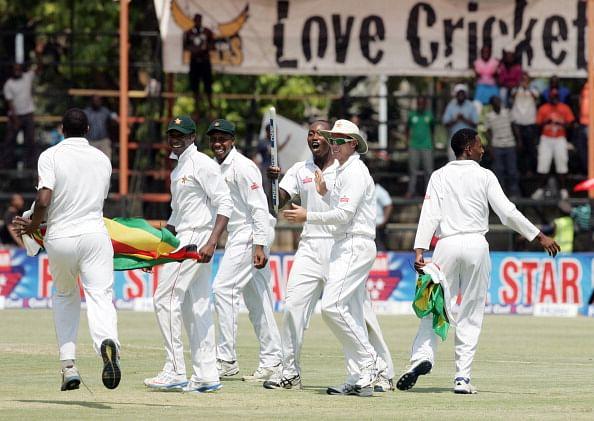 Zimbabwe upset Pakistan by 24 runs