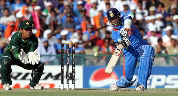 India v Pakistan: 2011 ICC World Cup Semi-Final