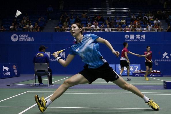 2013 China Badminton Master - Day 3