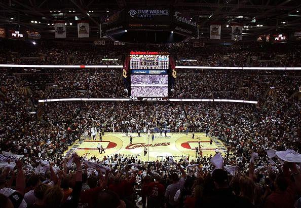 Orlando Magic v Cleveland Cavaliers, Game 2