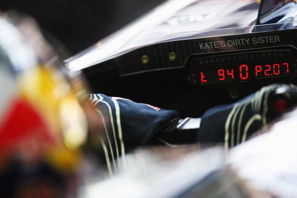 Sebastian Vettel has a tradition of naming his cars. What is it going to be next year is anyone