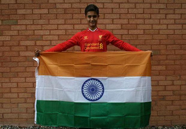 Yan Dhanda Photo Credit: Liverpool FC