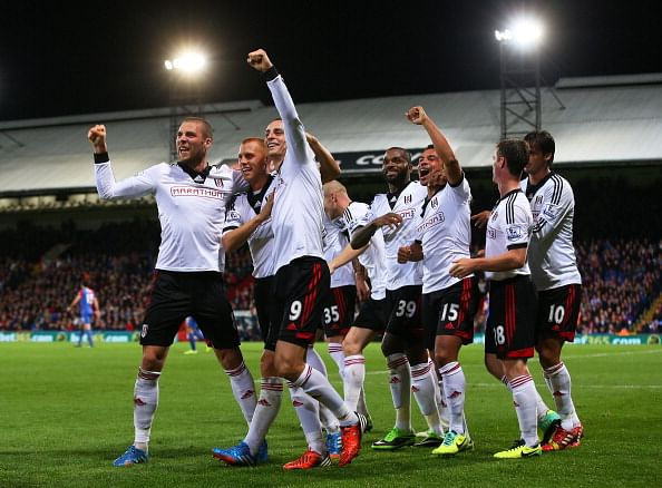 Crystal Palace v Fulham - Premier League