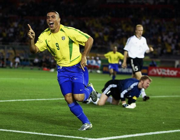 Ronaldo of Brazil