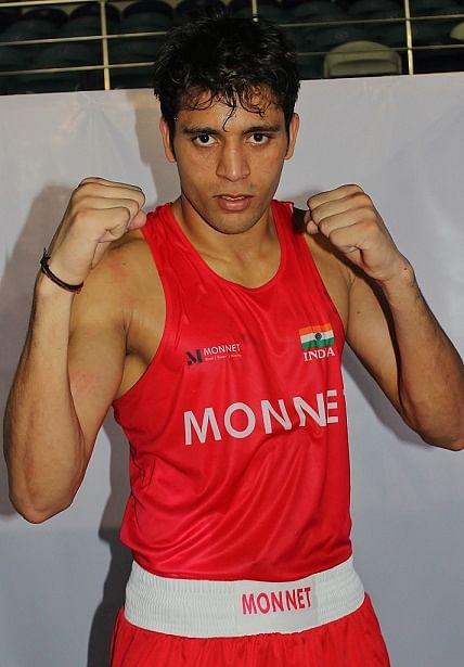 Sumit Sangwan (81kg) - File Photo
