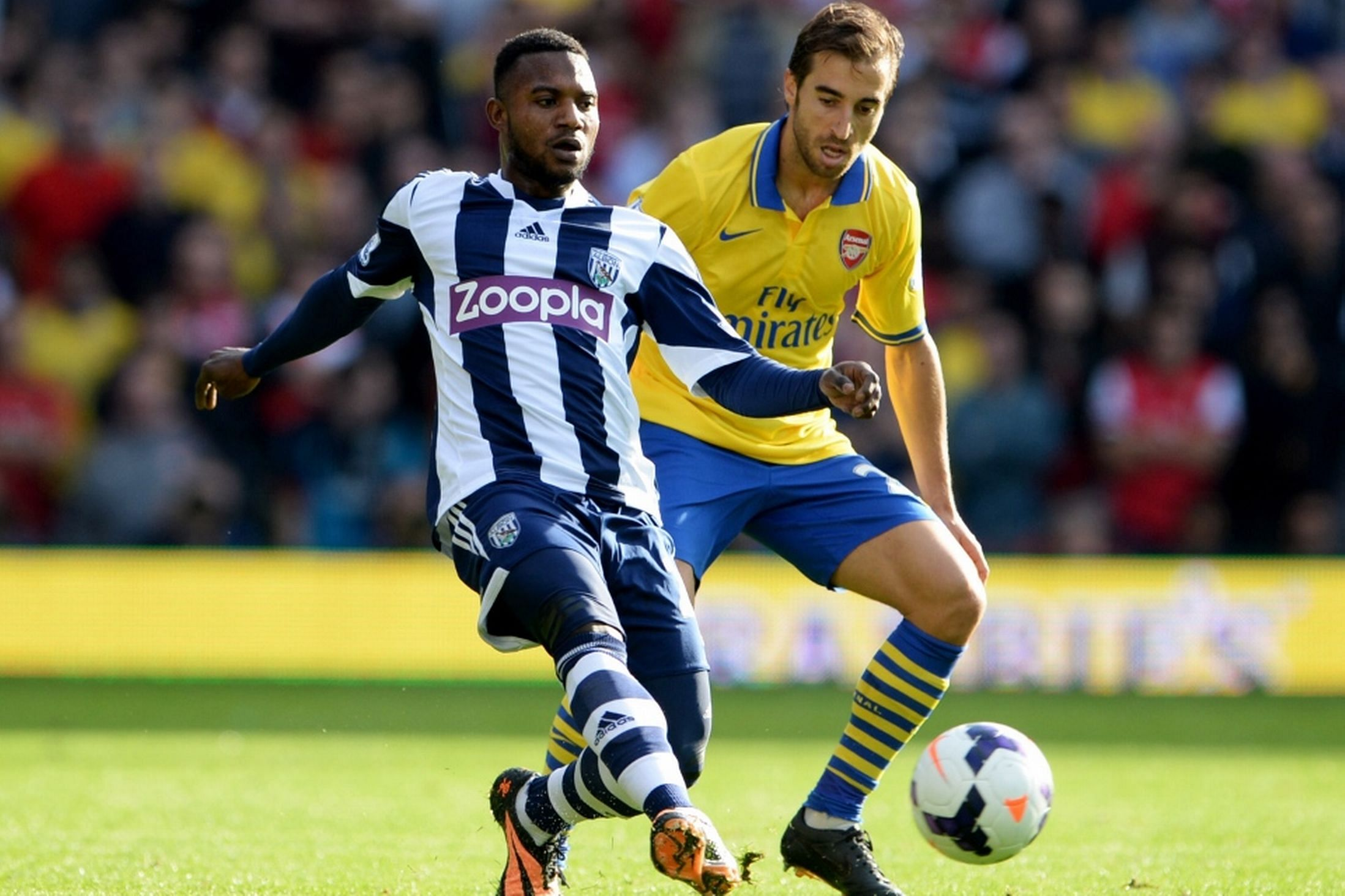 Match Review: West Brom 1 -1 Arsenal