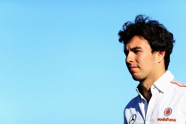 Sergio Perez may find it difficult to secure a seat in Formula One for the 2014 season.