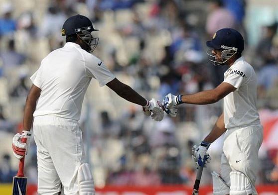 Rohit Sharma and R. Ashwin