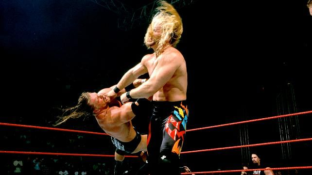 Chris Jericho vs. Triple H - WWE Championship Match, 2000