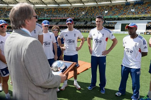 Australia v England - First Test: Day 1