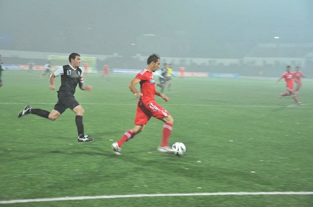 Shillong Lajong FC vs Mohammedan Sporting
