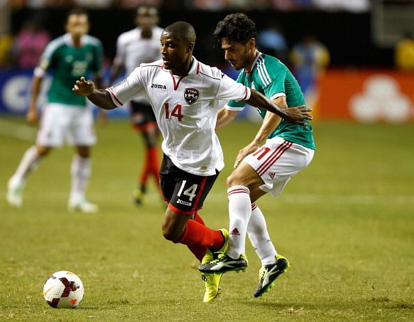 Trinidad & Tobago v Mexico - 2013 CONCACAF Gold Cup