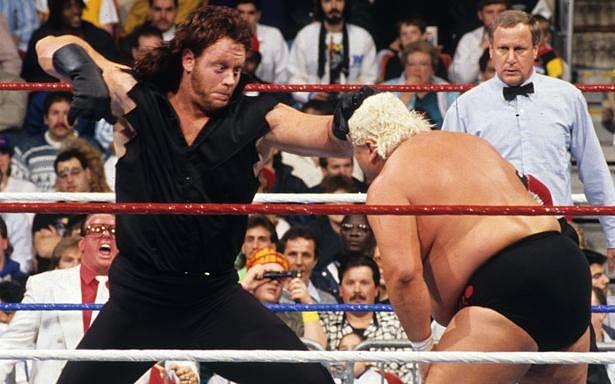 Undertaker debut