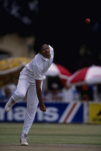 Anil Kumble vs South Africa, Johannesburg, 1992