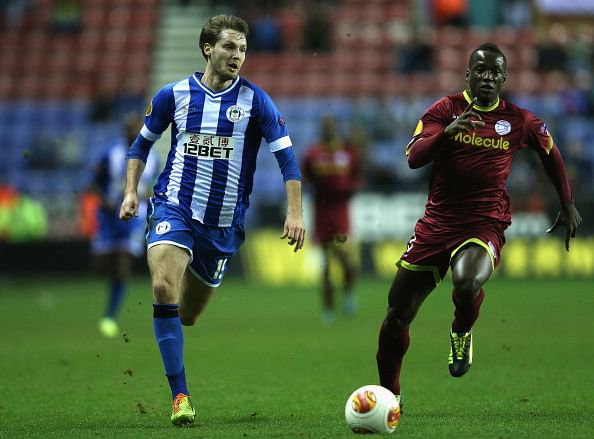 Nick Powell is currently enjoying a fruitful loan spell at Wigan Athletic