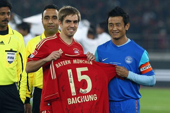 Team India v Bayern Muenchen - International Friendly