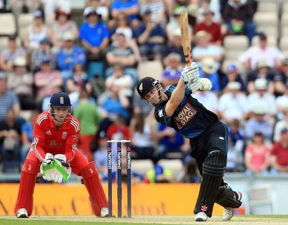 Guptill on song against England!