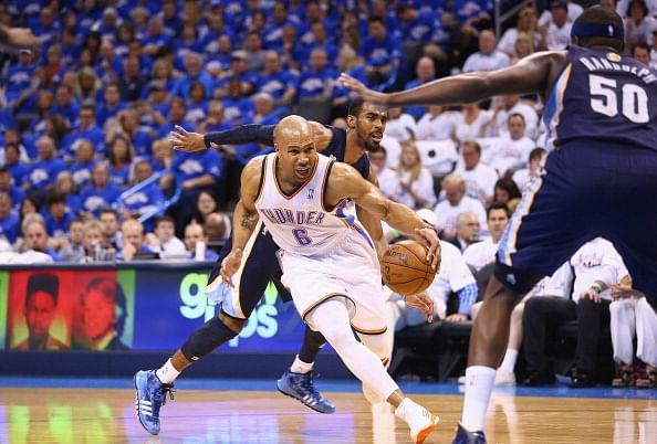 Memphis Grizzlies v Oklahoma City Thunder - Game Two