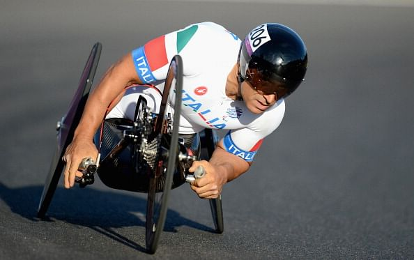2012 London Paralympics - Day 10 - Cycling - Road