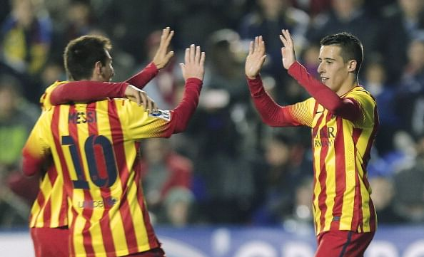 Spanish Copa Del Rey Scores