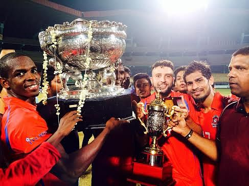The Red Machines are now the holders of both the I-League and Federation Cup