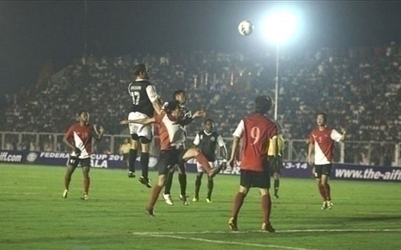 Both Mohammedan Sporting and Dempo had to work hard for their win