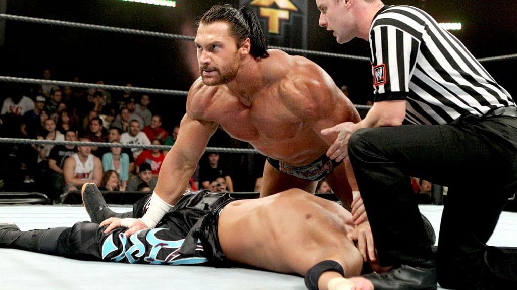 The NXT star: Mason Ryan