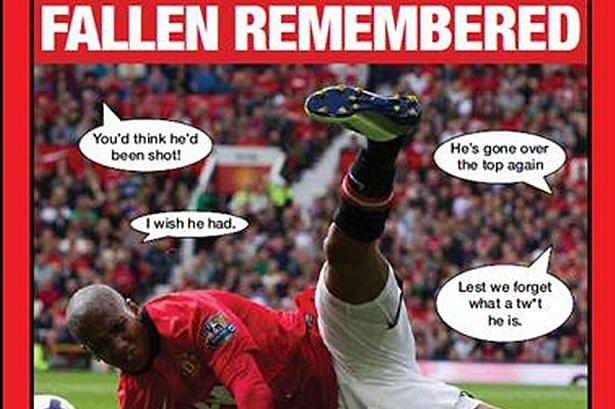 Manchester United fanzine