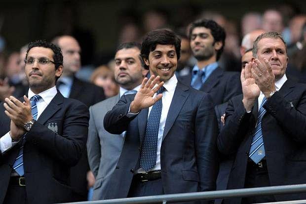 Sheikh Mansour bin Zayed Al Nahyan, Manchester City