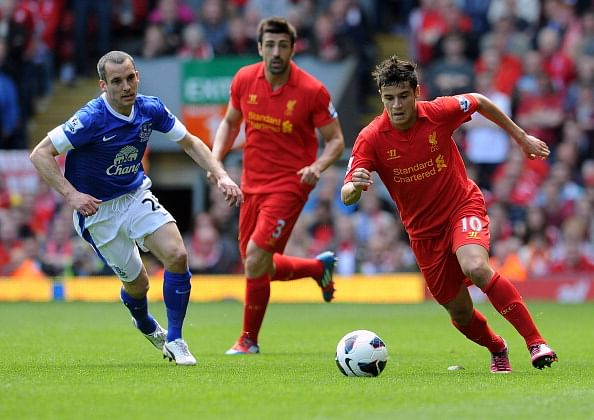 The best of Merseyside derby