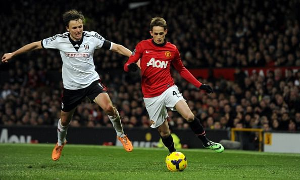 Januzaj a key component of the Manchester United team