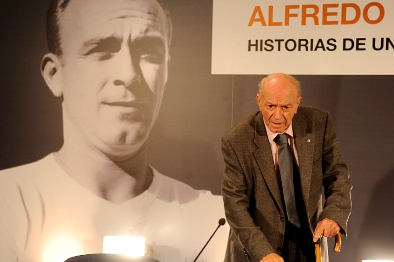 Di Stefano will continue to be the subject of Barca