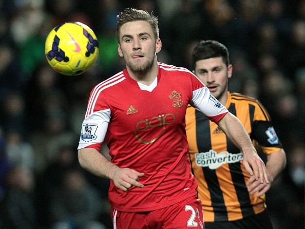 Shaw attracting the attention of both Chelsea and Manchester United