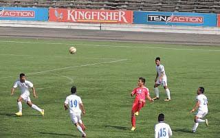 Rangdajied vs Shillong Lajong