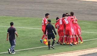 Rangdajied vs Shillong Lajong - 2nd half